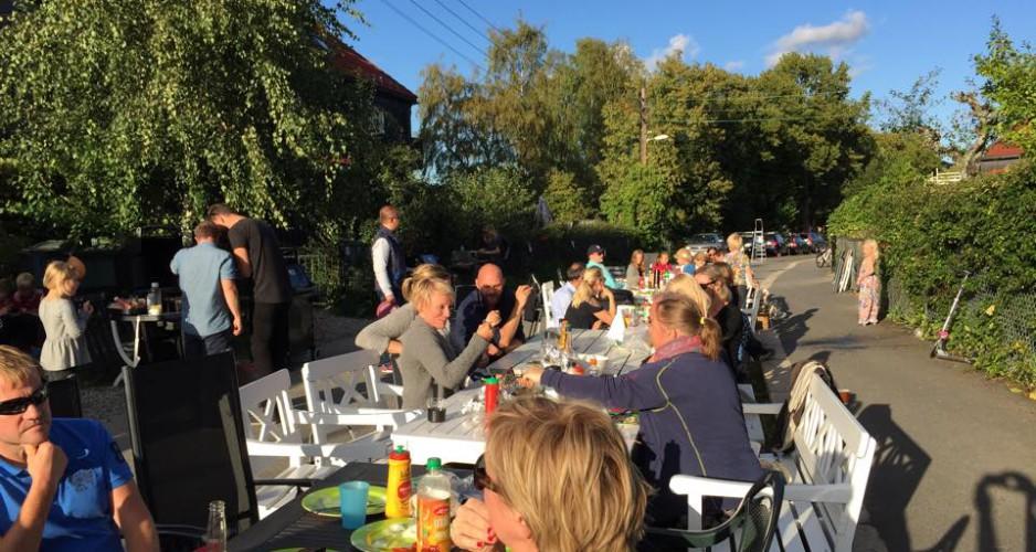 Gatefest Tåsen borettslag 2015